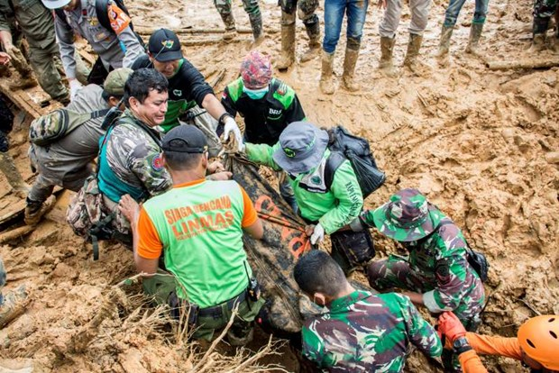 Philippines: Death toll from landslides, floods climbs to 85 hinh anh 1