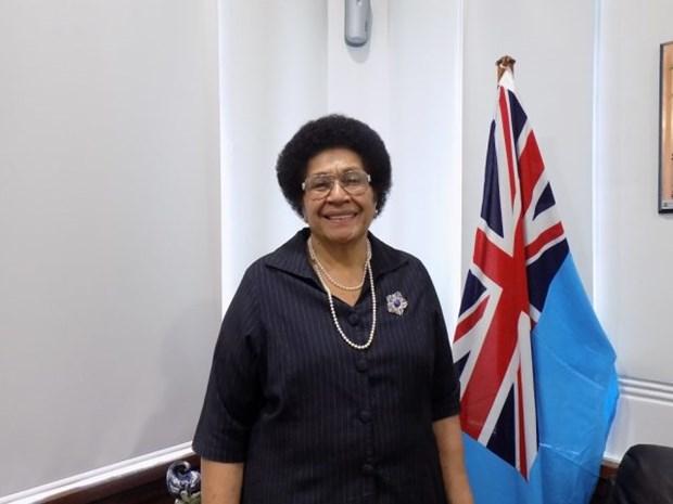 Top legislator expresses sympathy over death of Fiji Parliament Speaker hinh anh 1