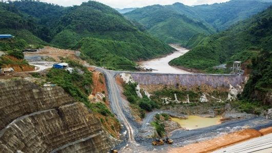 Laos to complete 12 hydropower dam projects in 2019 hinh anh 1