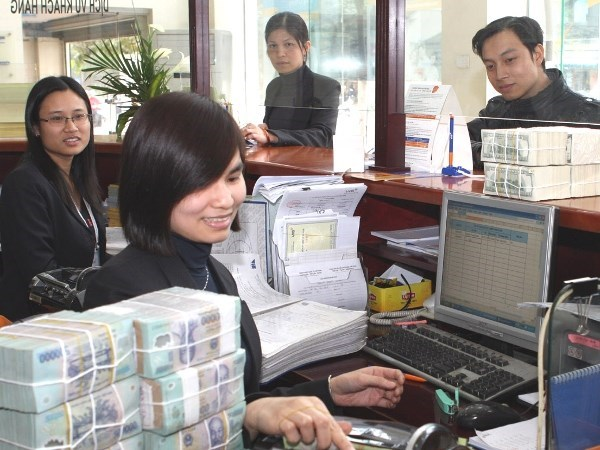 Reference exchange rate kept unchanged following New Year holiday hinh anh 1