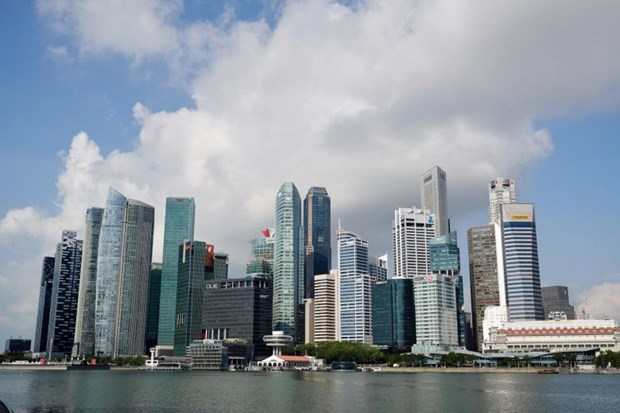 Singapore's Q4 2018 economic growth below forecast hinh anh 1