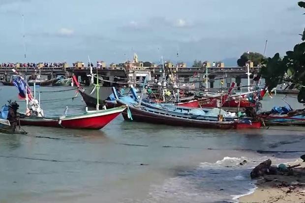 Thailand braces for tropical storm Pabuk hinh anh 1