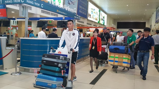 Airports operator to host 112 million passengers in 2019 hinh anh 1