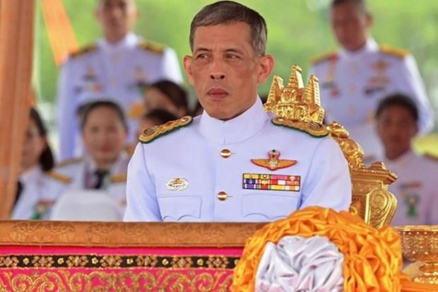 Coronation of King Rama X slated for May hinh anh 1