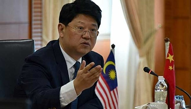 China expects resumption of Malaysian rail project hinh anh 1