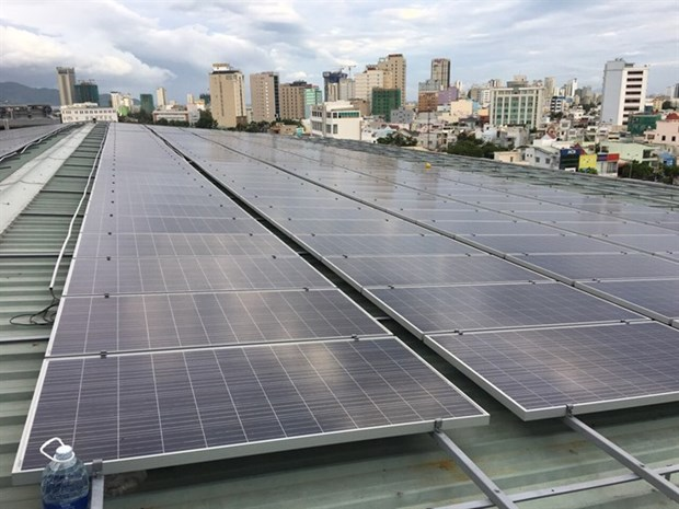 Da Nang, EU begin solar power project hinh anh 1