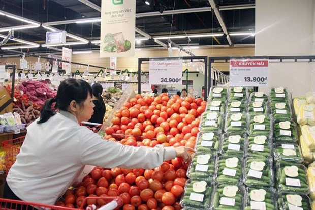 Retail sales rise on strong domestic demand hinh anh 1