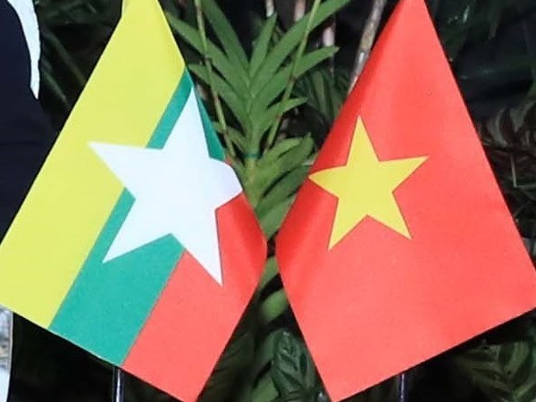 Leaders send Independence Day greetings to Myanmar hinh anh 1