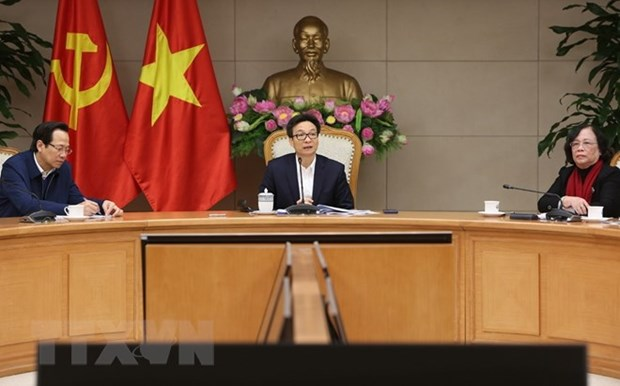 Deputy PM urges promoting role of elderly hinh anh 1