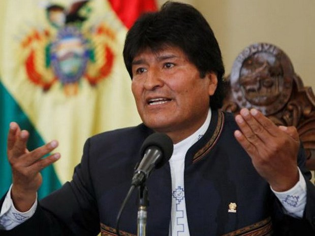 Bolivian President seeks stronger economic ties with Vietnam hinh anh 1