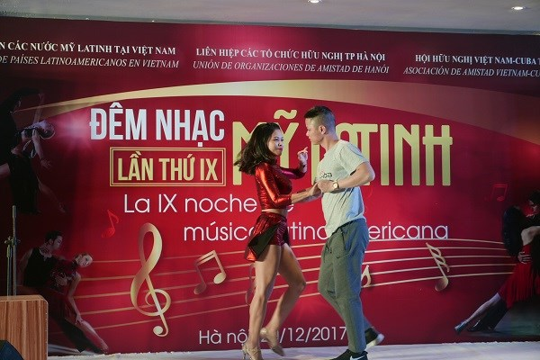 10th Latin American Music Gala held in Hanoi hinh anh 1