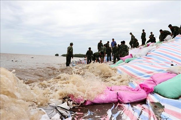 Vietnam focuses on natural calamity control hinh anh 1