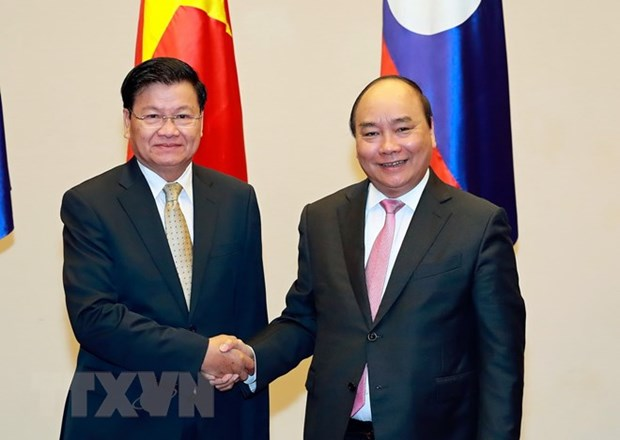 Vietnam, Laos look towards stronger comprehensive cooperation hinh anh 1