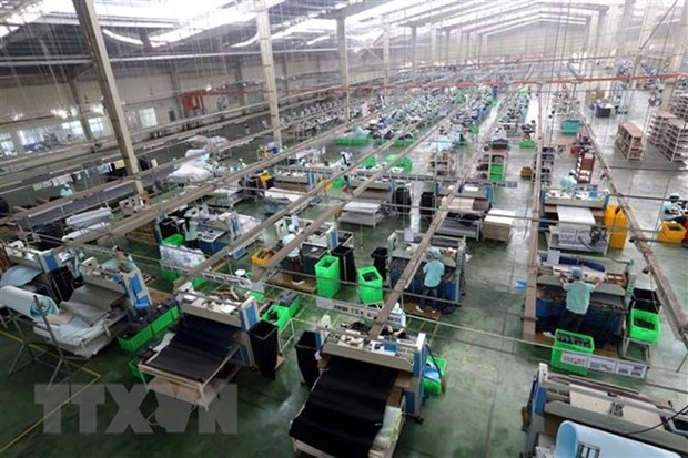 Hanoi sees industrial clusters as new driver for industrial production hinh anh 1