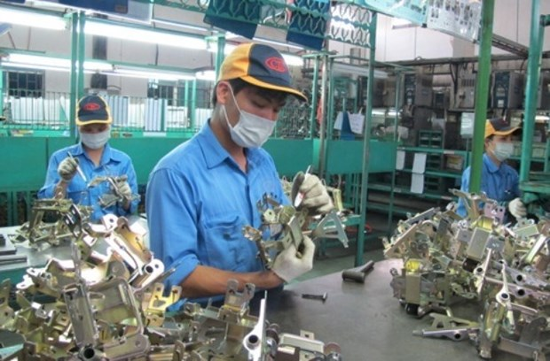 Vietnamese firms' presence in global chains remains modest hinh anh 1