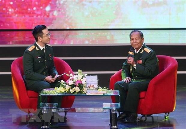 Exchange programme recalls memories of volunteer soldiers in Cambodia hinh anh 1