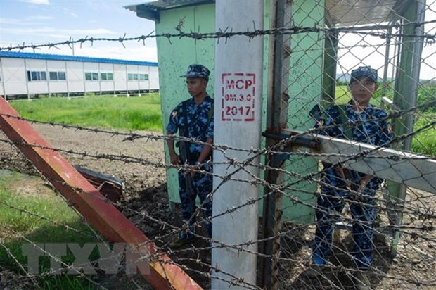 Myanmar: Rakhine rebels kill 13 in police post attacks hinh anh 1