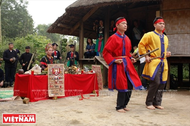 San Chay's ritual recognised as national intangible heritage hinh anh 1