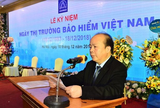 Life insurance forecast to grow 25 percent this year hinh anh 1
