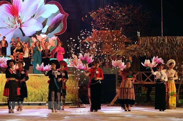Ban flower festival to feature various activities hinh anh 1