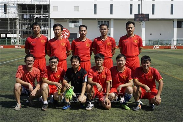 Friendship football tournament celebrates victory over Pol Pot regime hinh anh 1