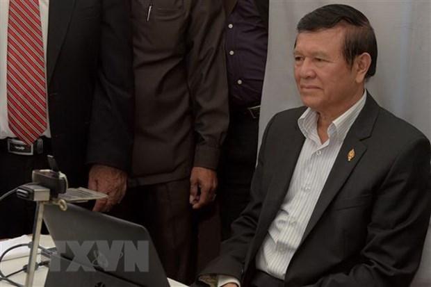 Cambodia: court denies Kem Sokha's plea to drop treason charge case hinh anh 1