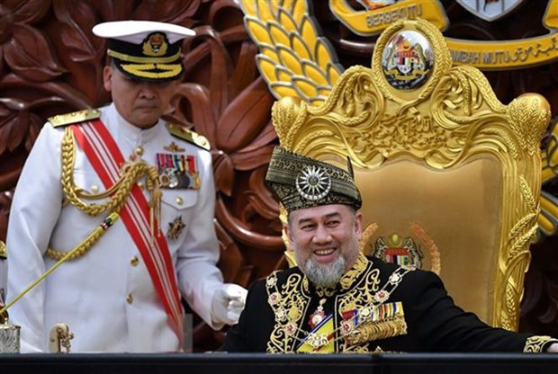 Malaysia to pick new king on January 24 hinh anh 1