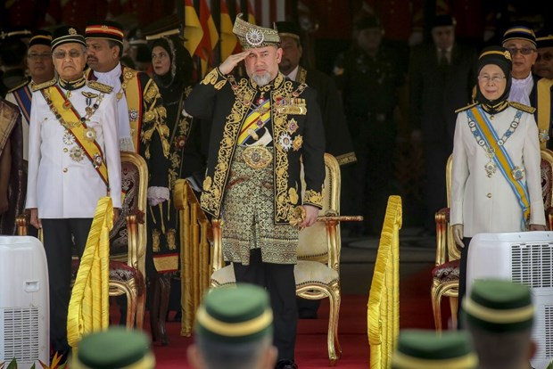 Malaysian PM hopes new king can be elected soon hinh anh 1