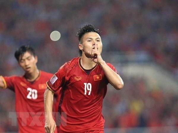 Vietnamese player ranks among Asia's top 15 footballers hinh anh 1