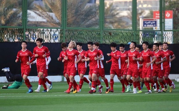 Asian Cup 2019: Vietnam preparing a surprise for Iraq hinh anh 1