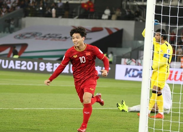 Vietnam lose 2-3 to Iraq in AFC Asian Cup's opener hinh anh 1