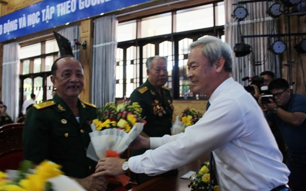 Dong Nai remembers victory of southwest border defence war hinh anh 1