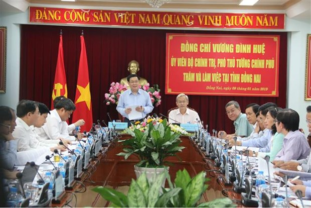 Dong Nai province urged to accelerate urbanization hinh anh 1