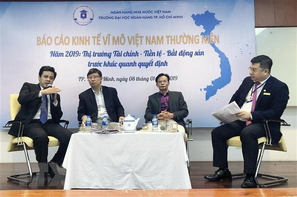 Vietnam's economy to grow by 6.7-6.9 percent in 2019 hinh anh 1