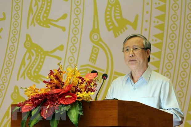 VFF Central Committee convenes 9th conference hinh anh 1