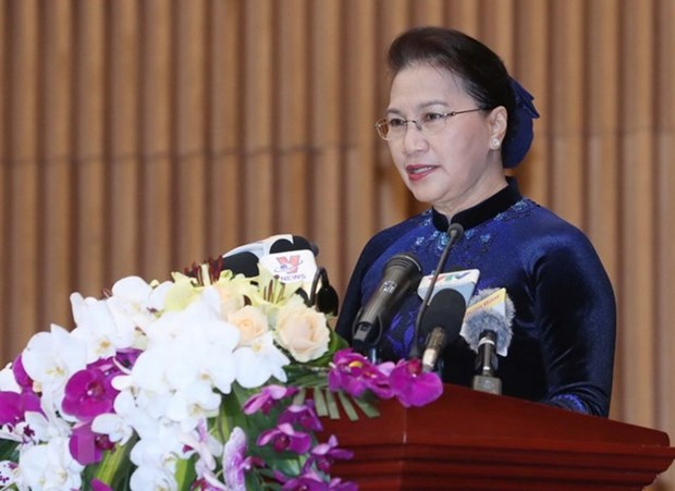 Top legislator asks for stronger procuracy efforts to combat corruption hinh anh 1