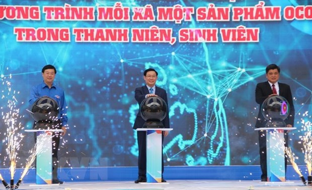 Start-up agriculture campaign launched in Ho Chi Minh City hinh anh 1