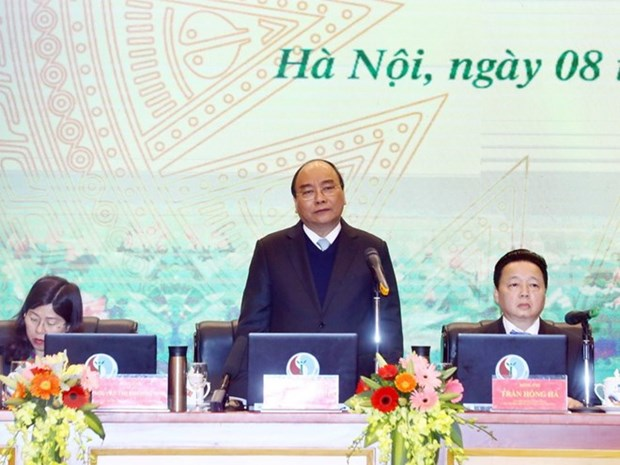 PM underlines tasks for environment sector in 2019 hinh anh 1