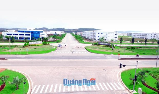 Another 321 million USD of FDI comes to VSIP Quang Ngai hinh anh 1
