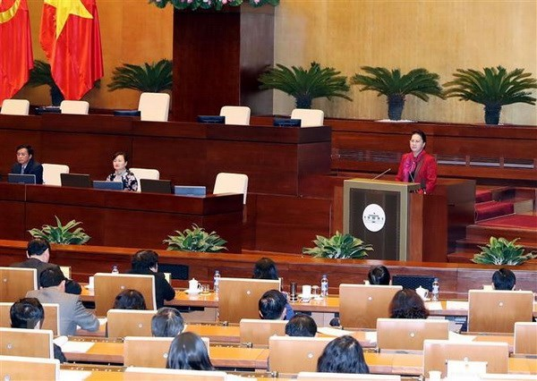 NA Office urged to conduct more reforms hinh anh 1