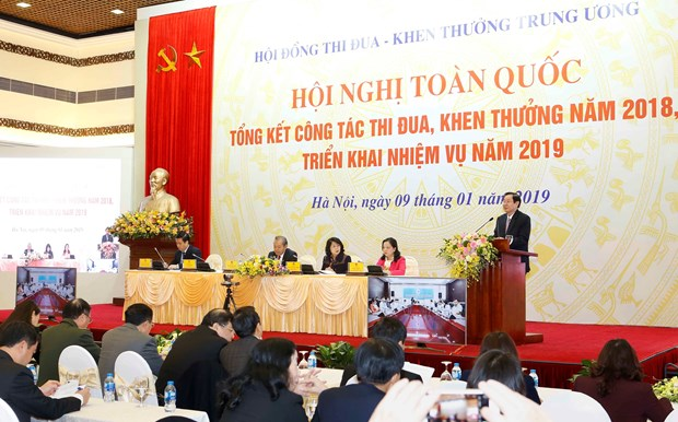 Emulation drives contribute to socio-economic development hinh anh 1