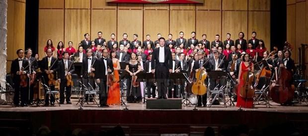 Rock Symphony concert celebrates Opera House's founding hinh anh 1