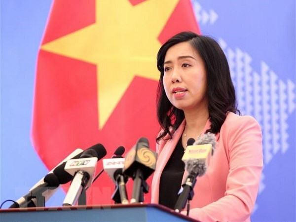 Vietnam requests other countries to respect international law hinh anh 1