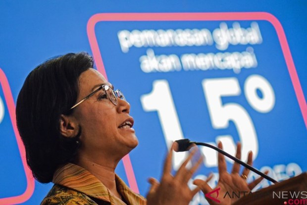 Indonesia's state budget in 2019 to focus on people's prosperity hinh anh 1