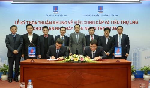 PV Gas to provide LNG for two Nhon Trach power plants hinh anh 1