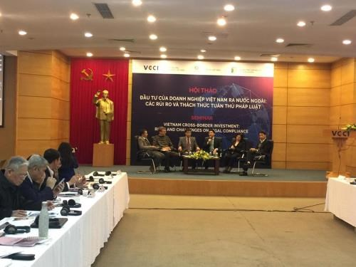 Seminar introduces tool to mitigate risks in overseas investment hinh anh 1