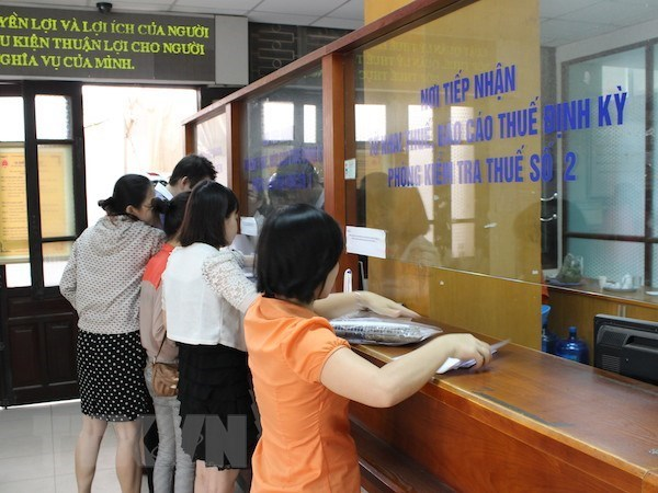 Tax collection up 12.3 percent in 2018 hinh anh 1