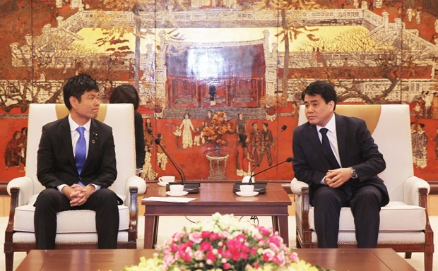 Hanoi prioritises Japanese technology in waste treatment projects hinh anh 1