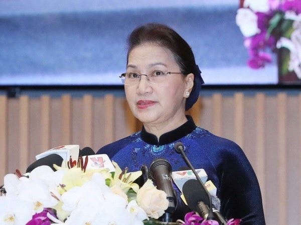 NA Chairwoman to attend APPF 27 in Cambodia hinh anh 1