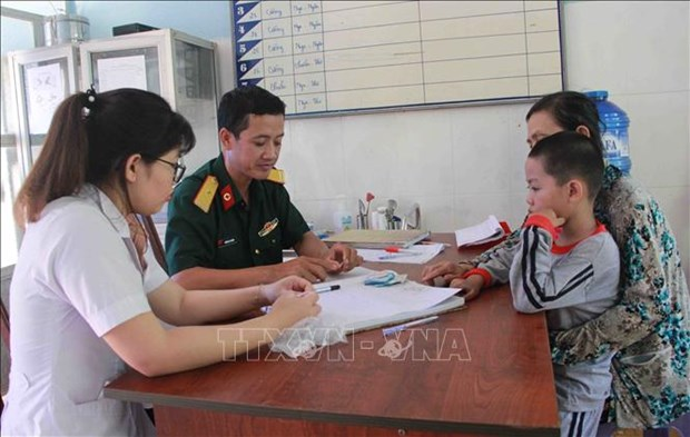 Healthcare project in Central Highlands reviewed hinh anh 1